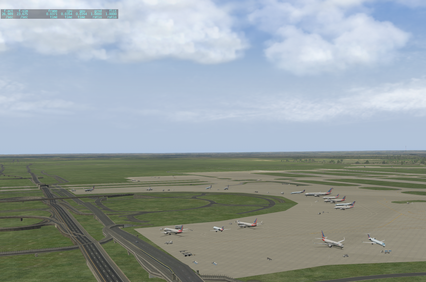 Missing 3D airport buildings - XP11 Scenery - X-Plane Org Forum