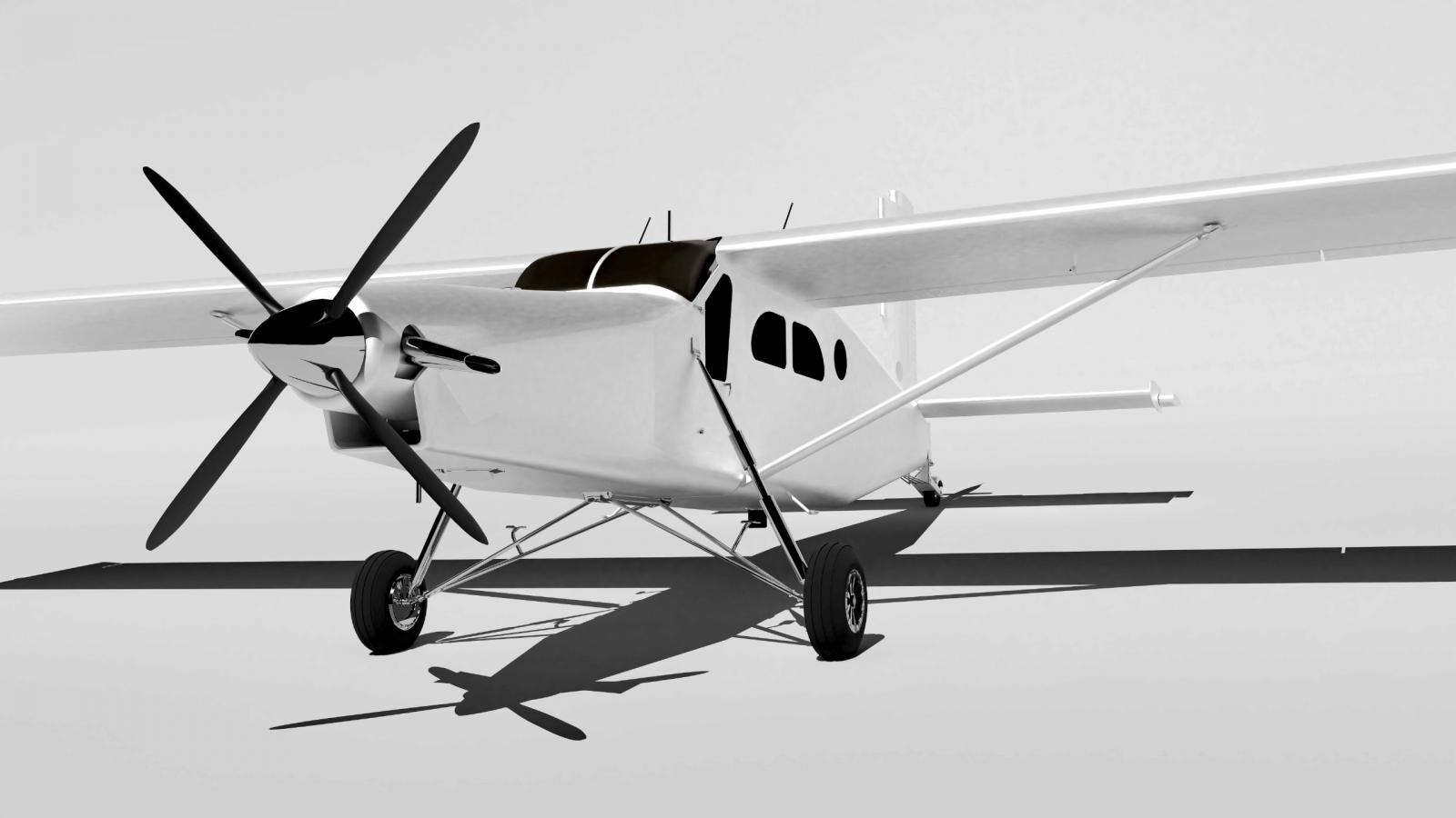 Announcing the Pilatus PC6 project - Thranda - X-Plane Org Forum