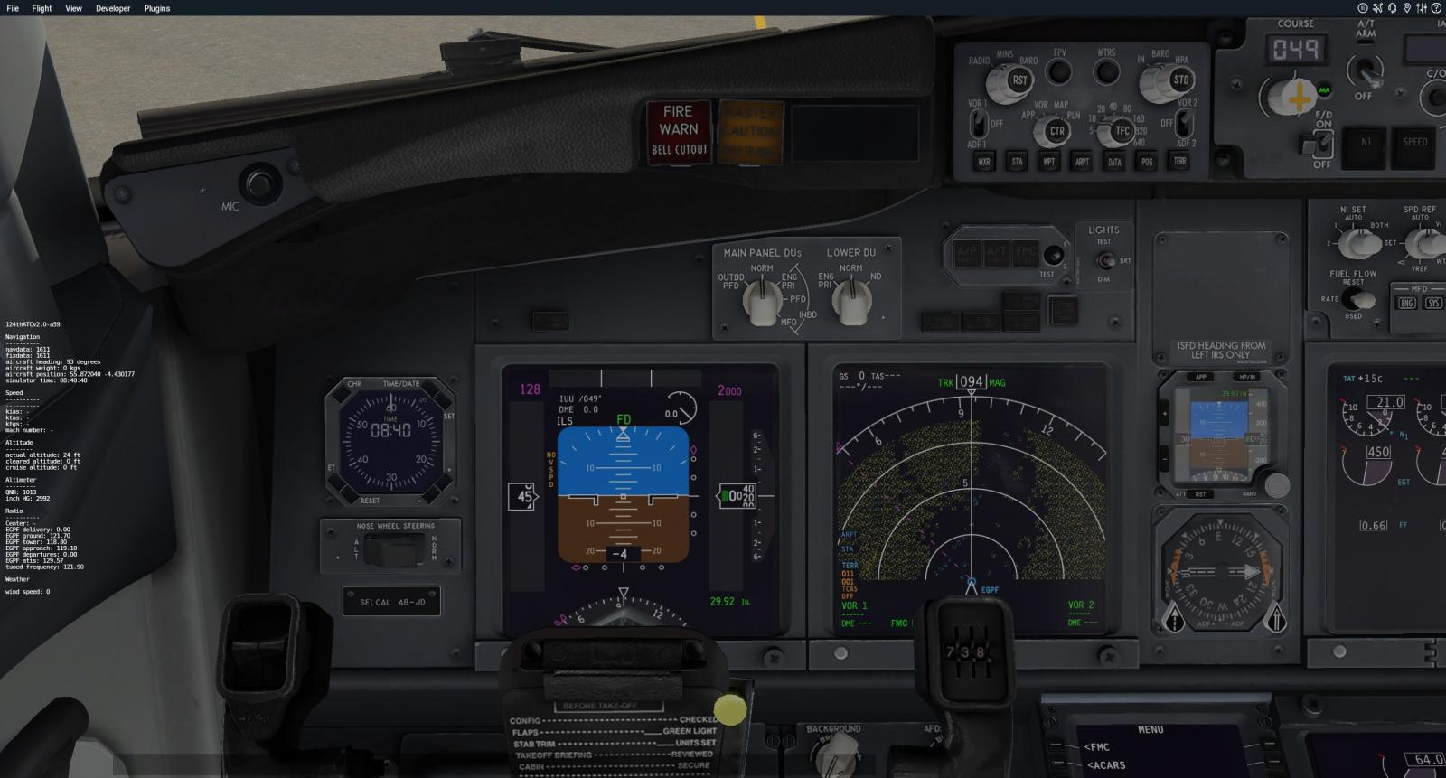 Zibo 737 V 3_29e - ZIBO B738-800 modified - X-Plane Org Forum