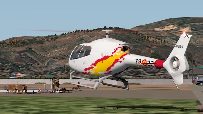 Airbus H120 Colibri - Helicopter - Development Notice - X