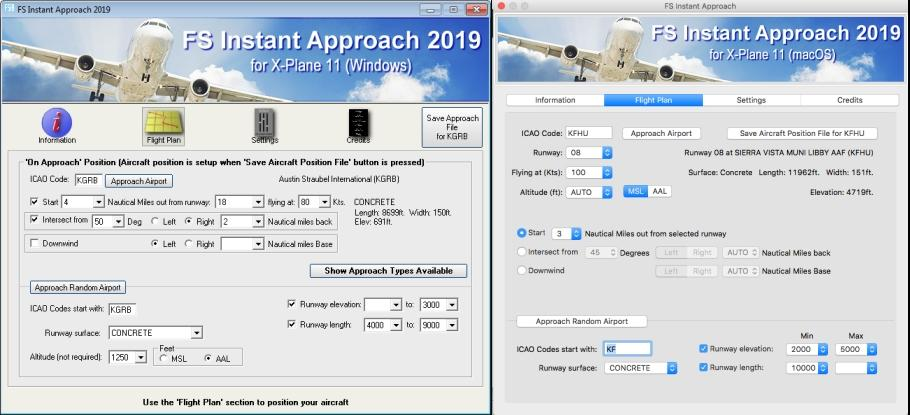FS Instant Approach 2019 for X-Plane 11 (NEW PRODUCT) - News from