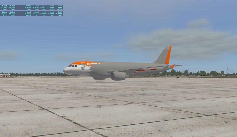 FF A320 Update version RC1 0 8 188-2151 Ground Service