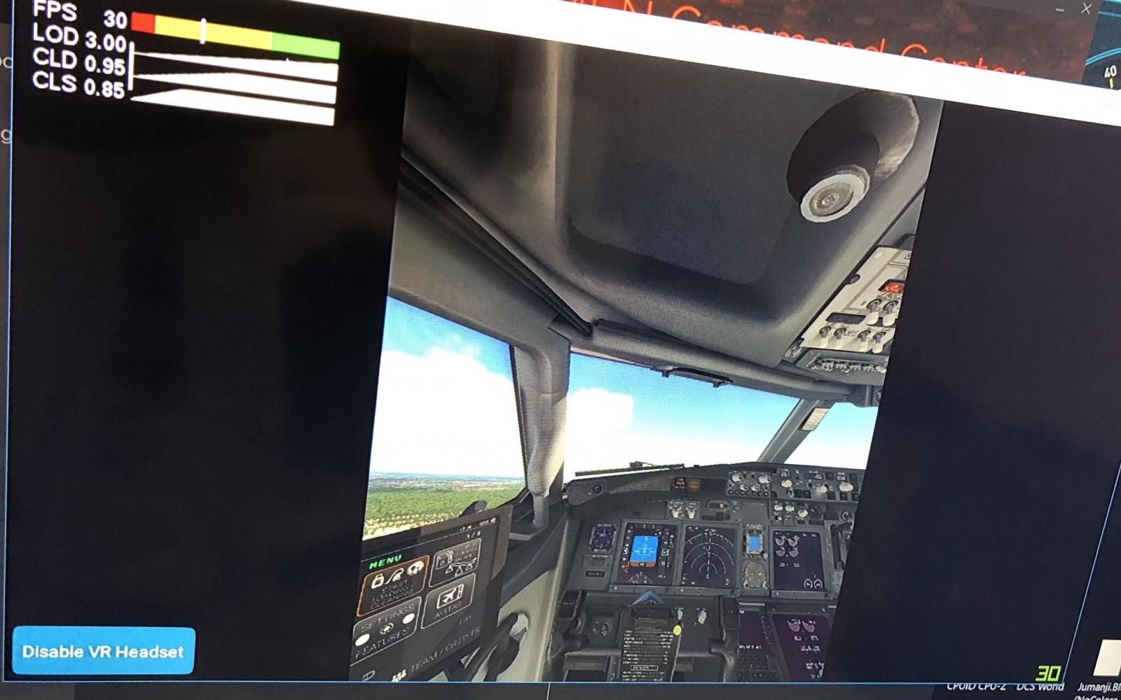 HDR or AA x16 and objects at máximum? - VR in X-Plane 11 - X