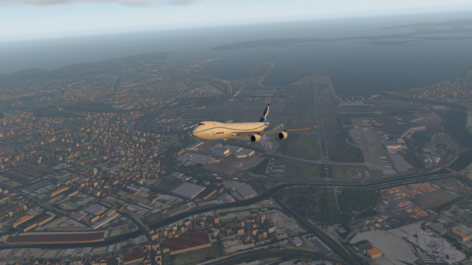 Sydney departure - ScreenShots - X-Plane Org Forum