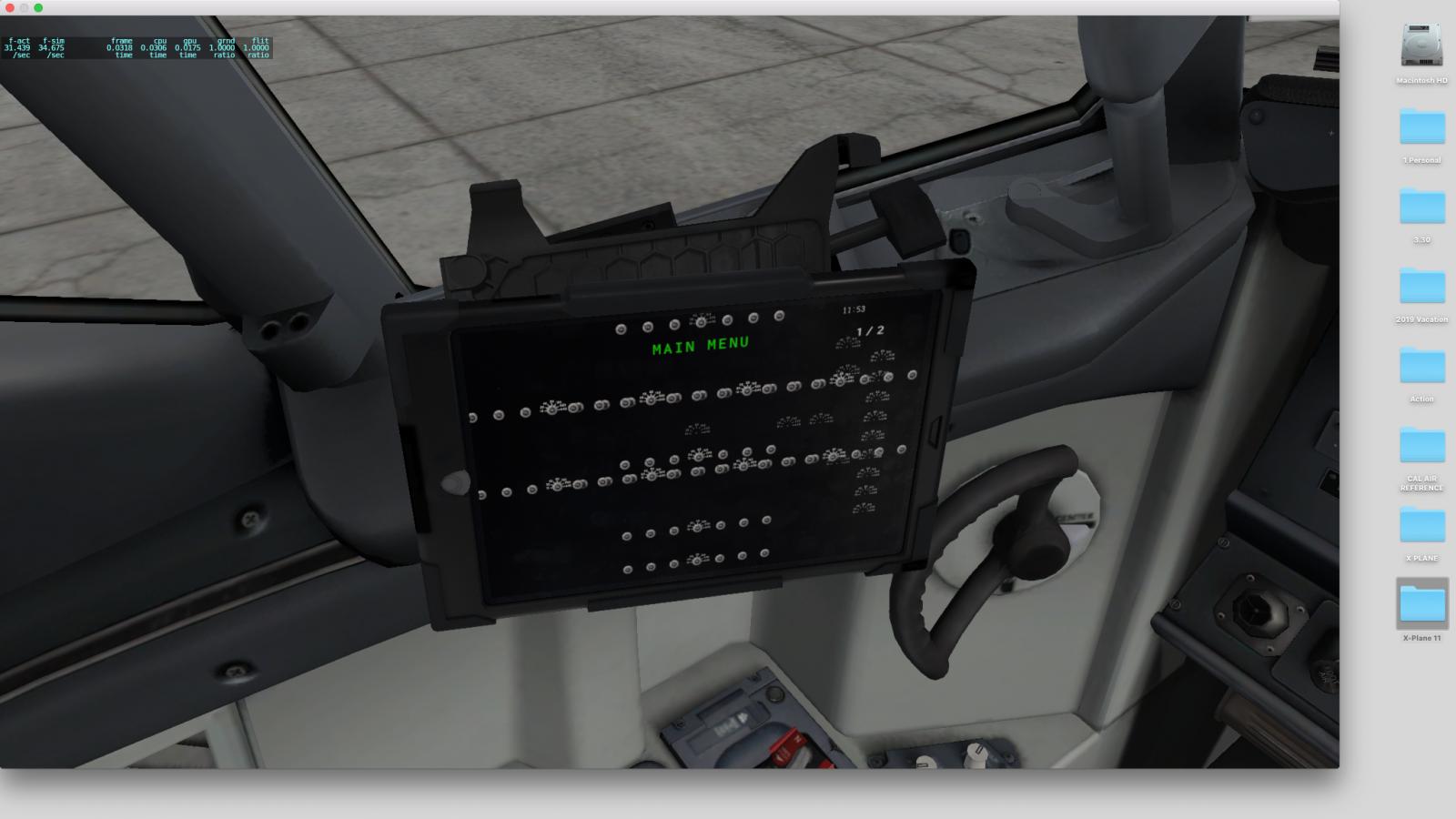 AviTab not working Zibo 737 Tablet - ZIBO B738-800 modified