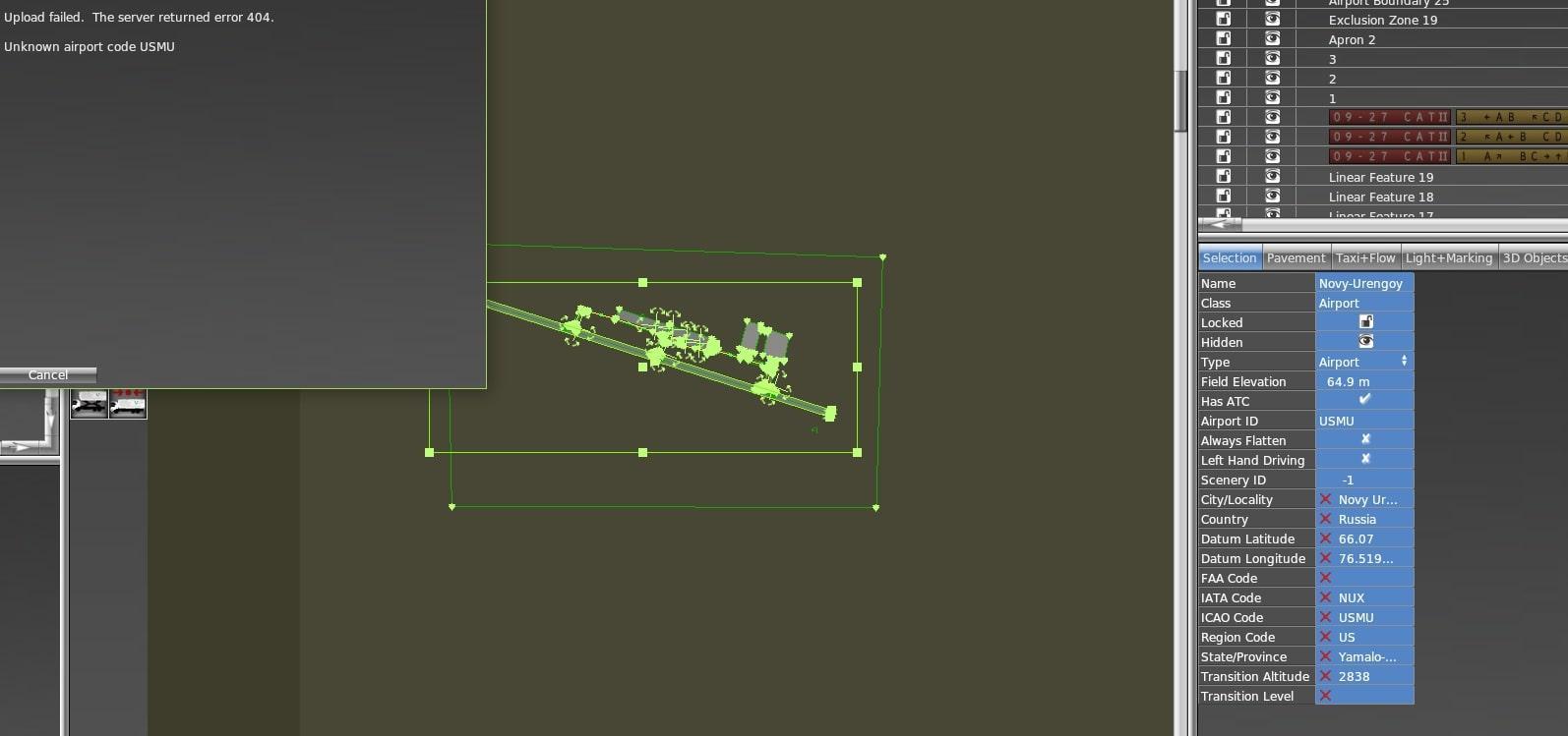 Unknown airport code' - Scenery Development Forum - X-Plane