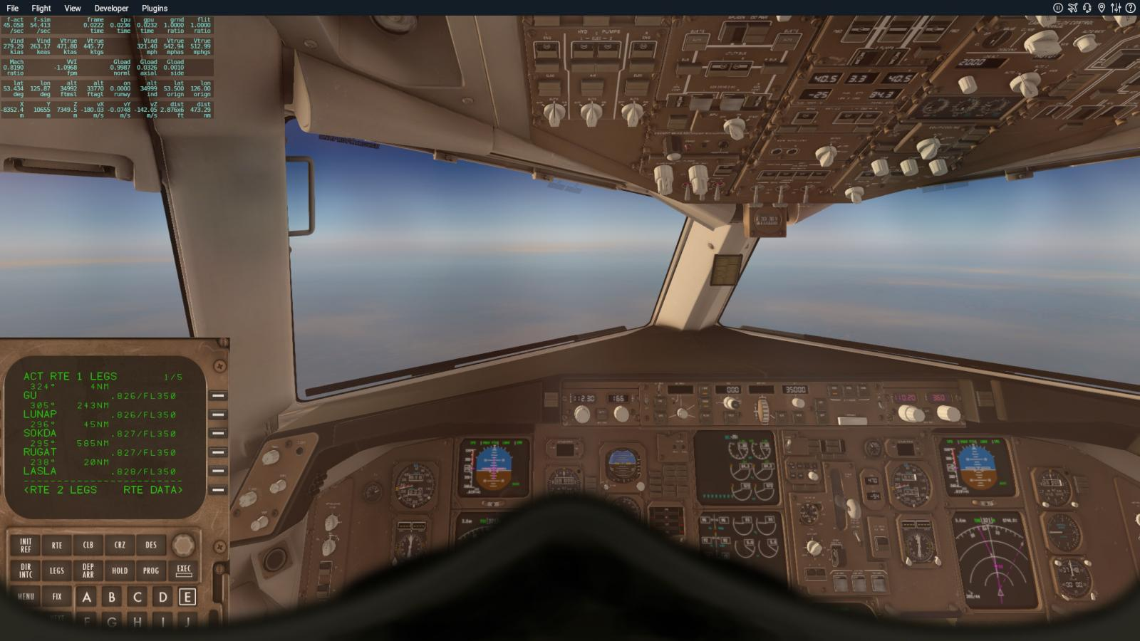 Solved]What is it?(oxygen mask) - Boeing 767 Professional - X-Plane