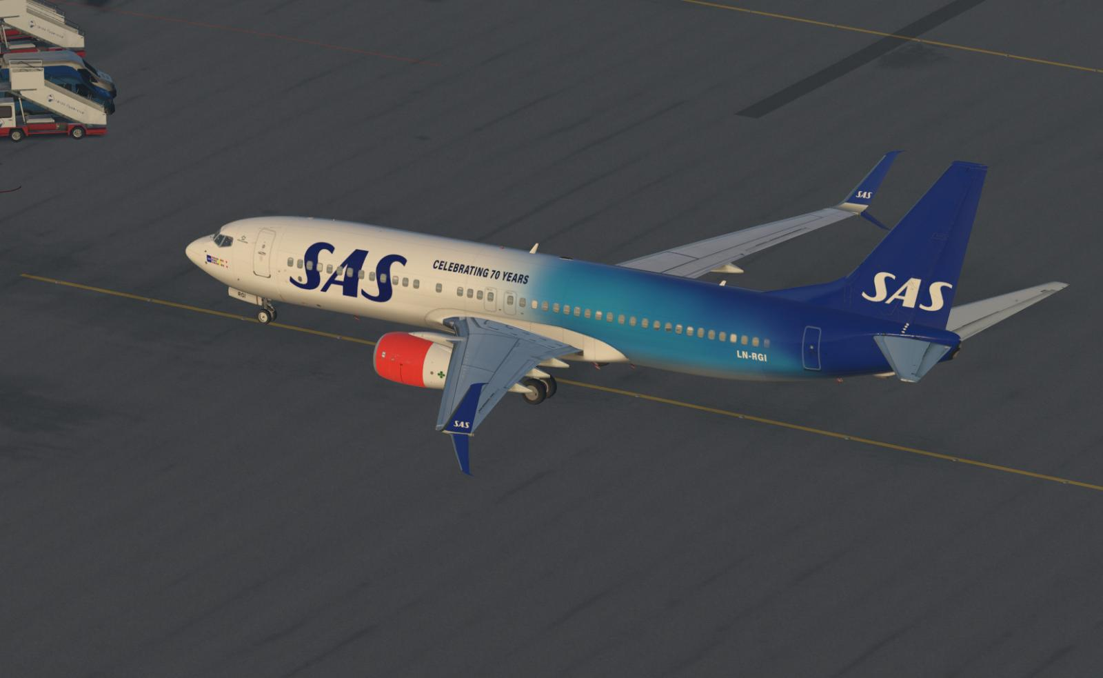 Zibo 3 31+ compatible liveries (737 and 739 lists available