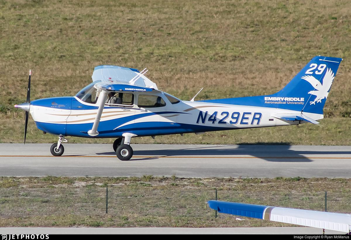 Airfoillabs Cessna Embry riddle livery - AirFoilLabs - X