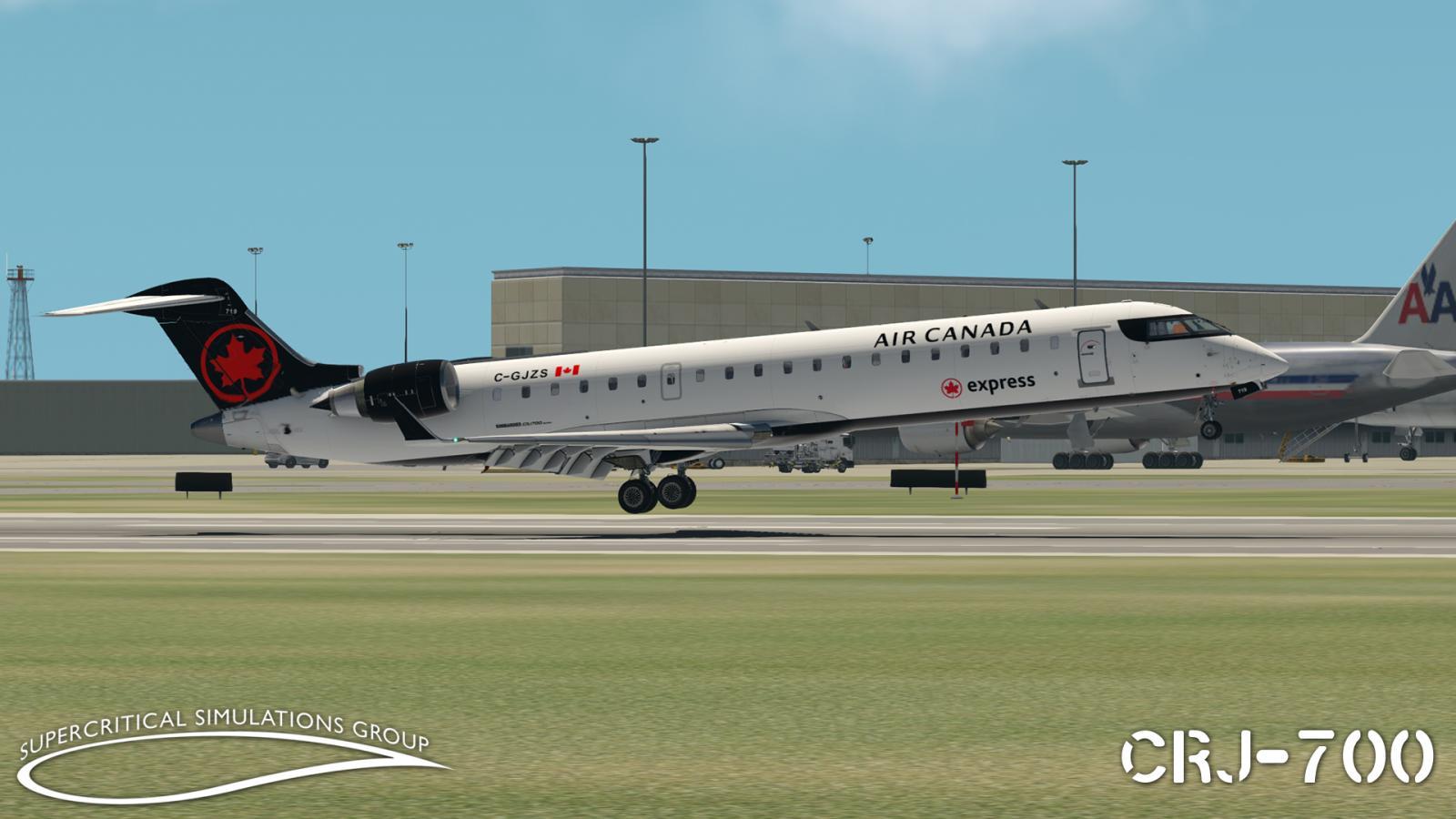 SSG CRJ 700 W I P s - CRJ-700 by SSG - X-Plane Org Forum