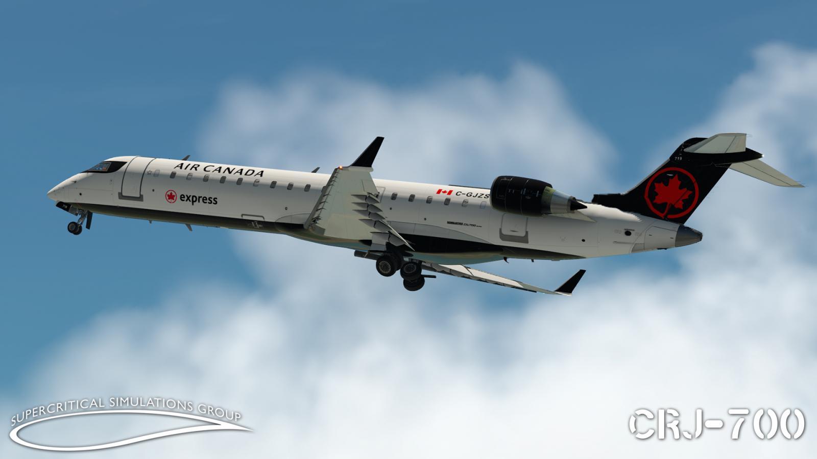 SSG CRJ-700 Progress Report - Page 30 - CRJ-700 by SSG - X