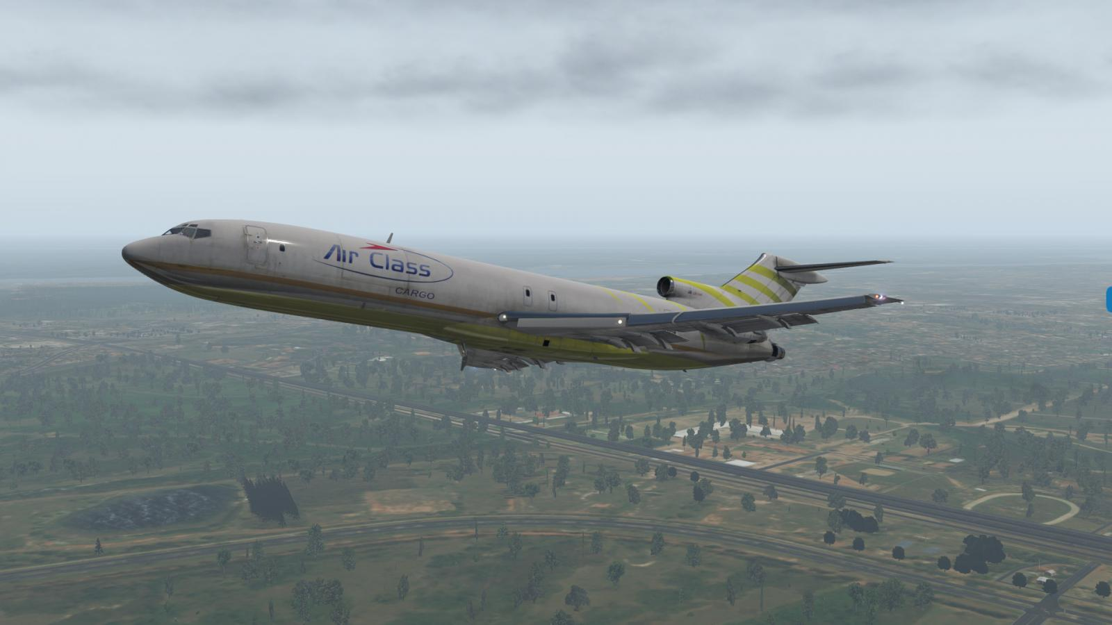 FlyJSim 727 Series Professional V3- Master Repaint Request