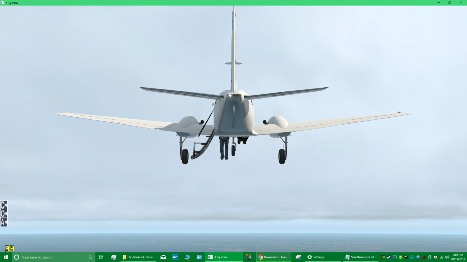 Primitive landing gear - ScreenShots - X-Plane Org Forum