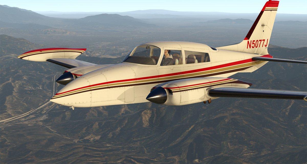 Milviz T310R - News - X-Plane Org Forum