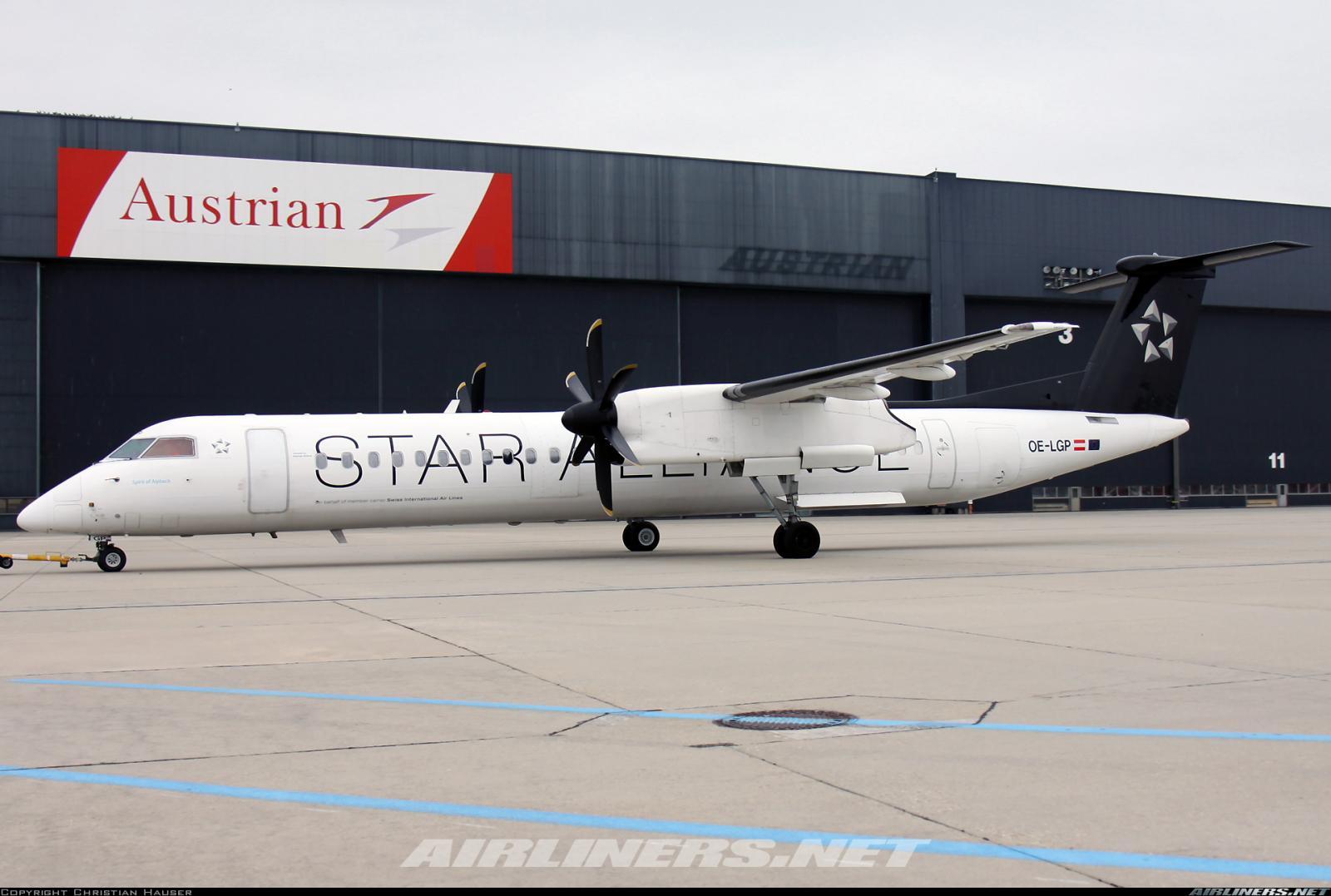 FJS Dash 8 Q400 Star Alliance - Airplane Development Notices - X