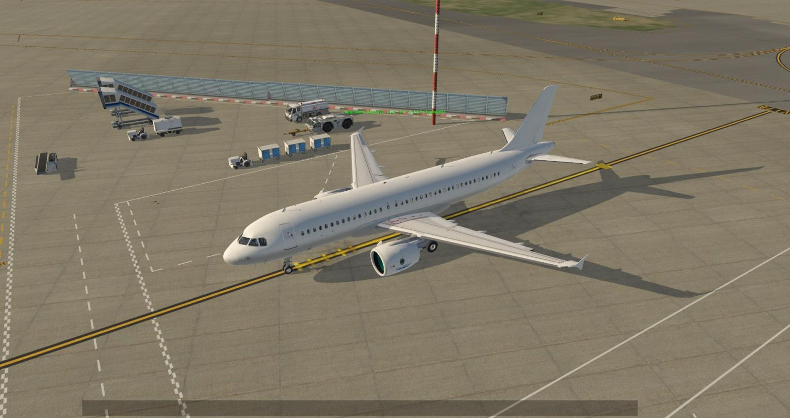 PW1000G for A320 by Flightfactor - 320 Ultimate by Flight