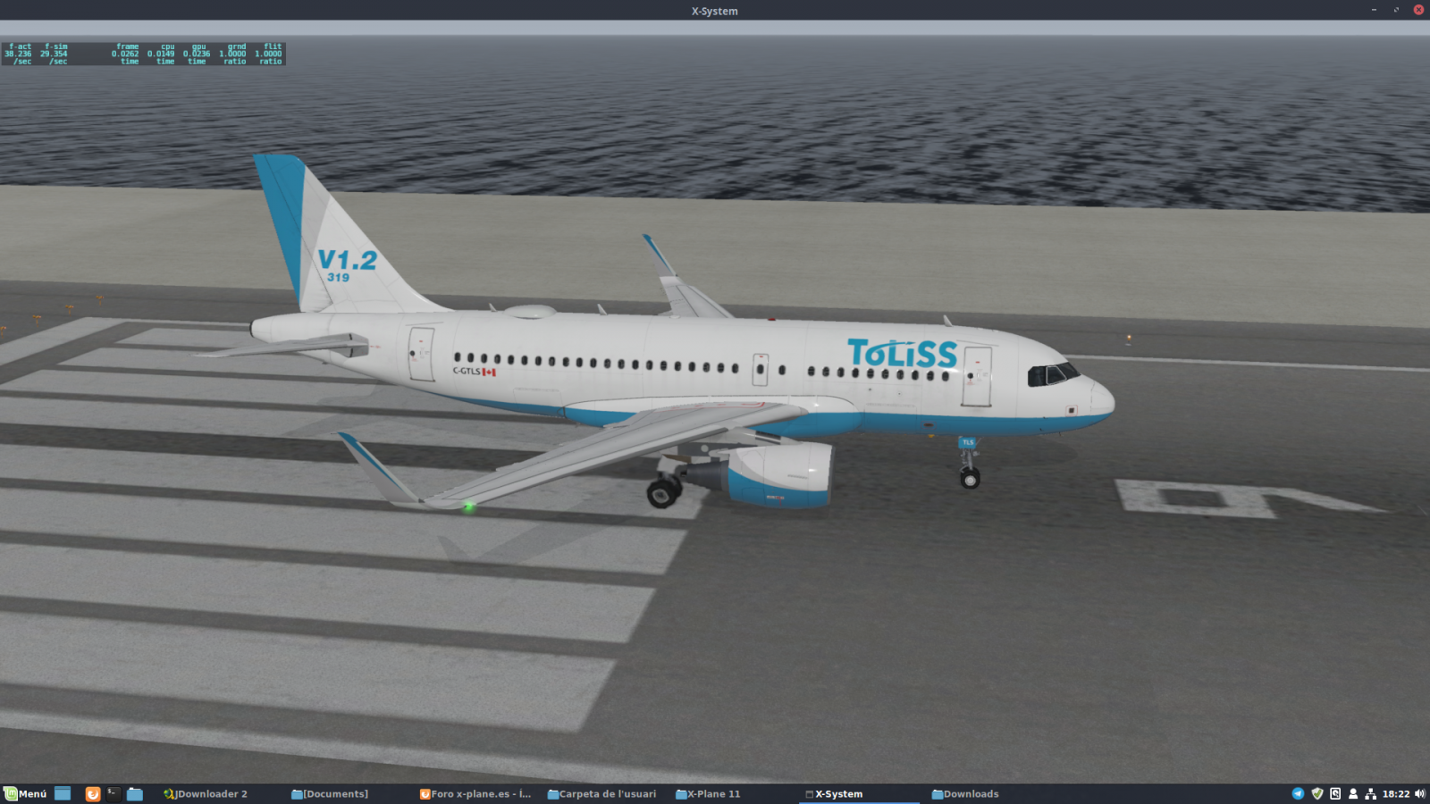 What is? - Airbus A319 - X-Plane Org Forum