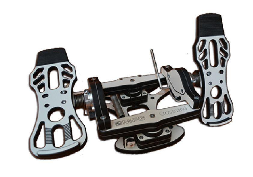 MFG Crosswind or Thrustmaster TPR rudder pedals? - Hardware