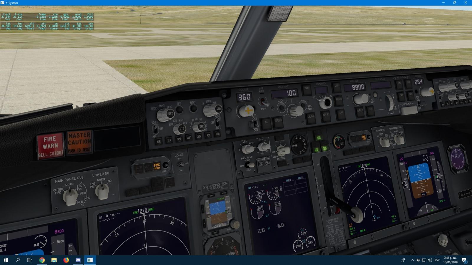 Autopilot HDG knob missing - ZIBO B738-800 modified - X-Plane Org Forum