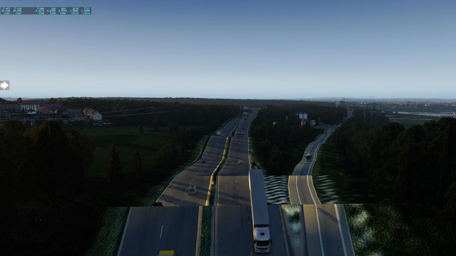 A critical view on Orbx True Earth GB - XP11 Scenery - X