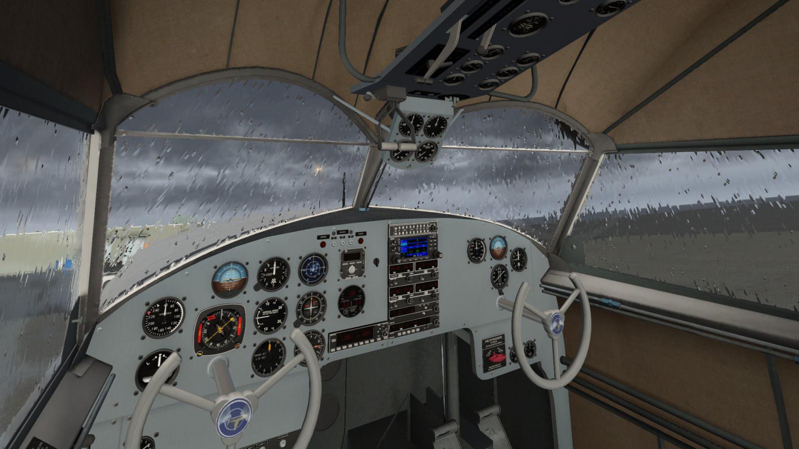 LibRain Plugin Support patch - Grumman G-21 Goose - X-Plane Org Forum
