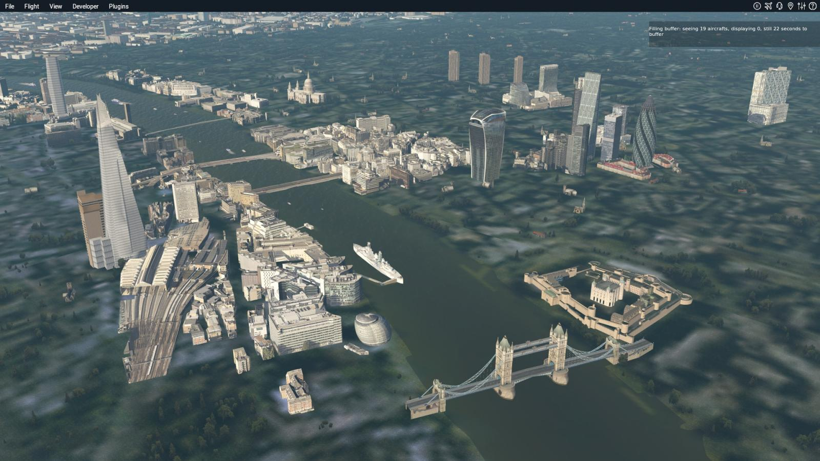 Whats happened to my houses? - General X-Plane Forum - X