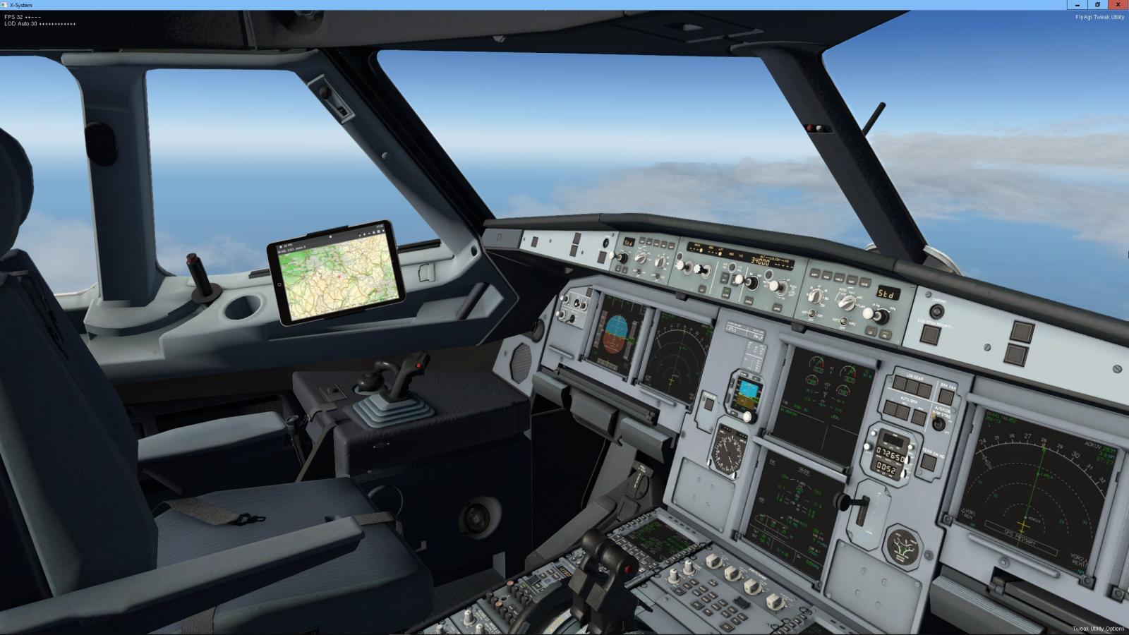 Shadow issues - Airbus A319 - X-Plane Org Forum