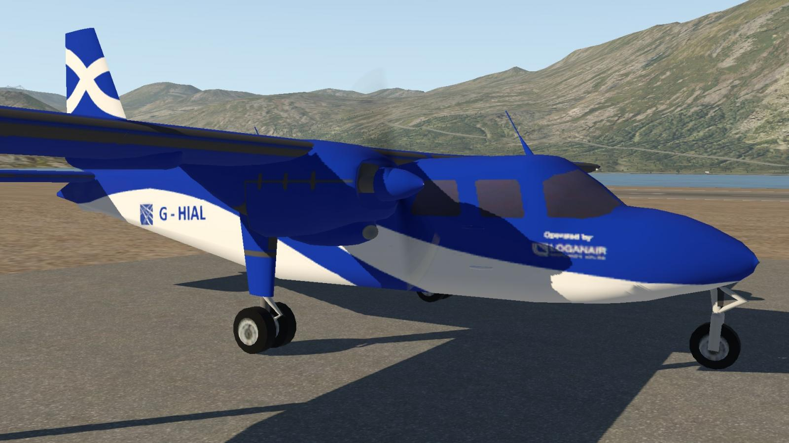 Making an aircraft glossy? - Painters Workshop - X-Plane Org