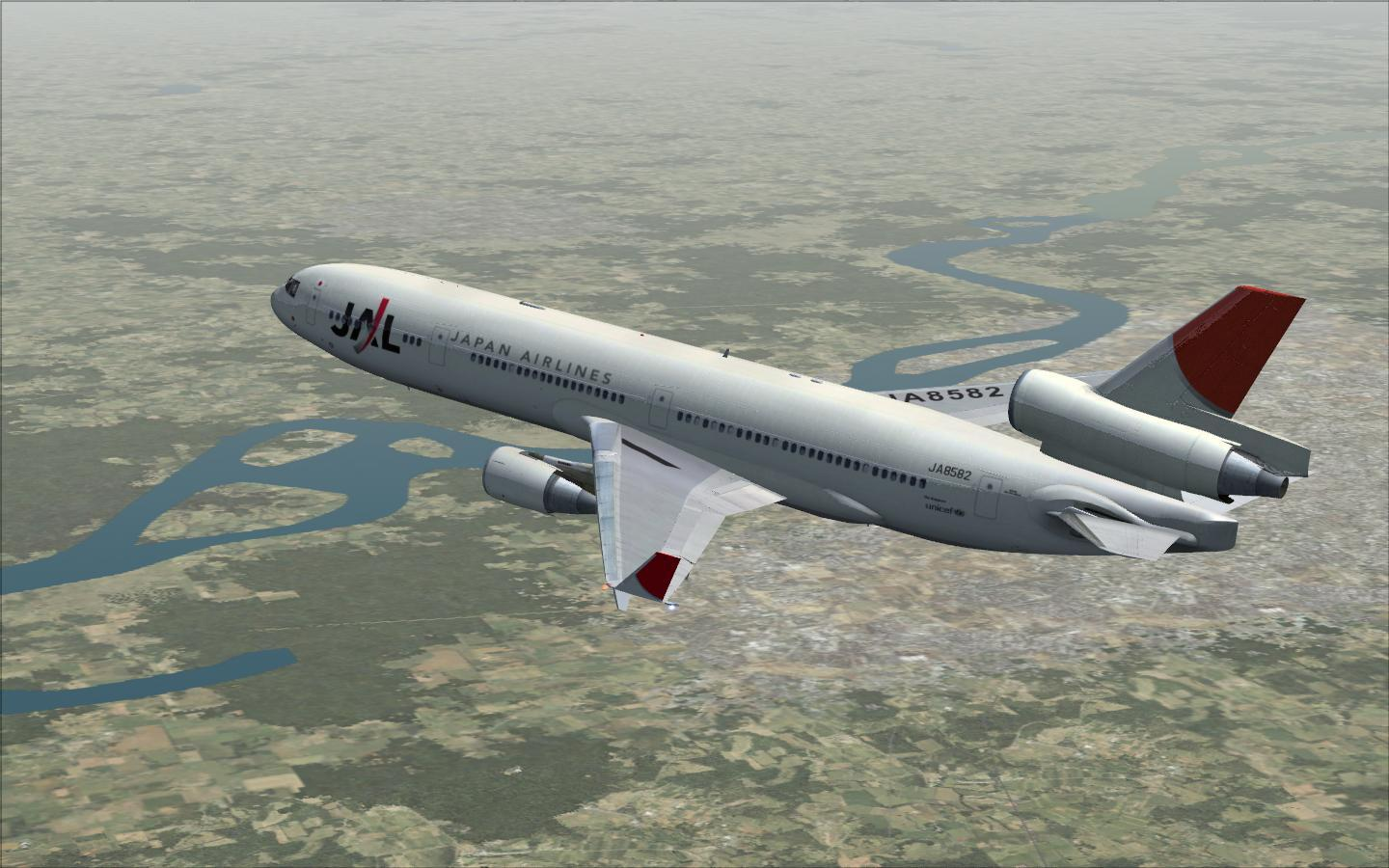JAL livery needed for Overland MD-11 Fsx Conversion