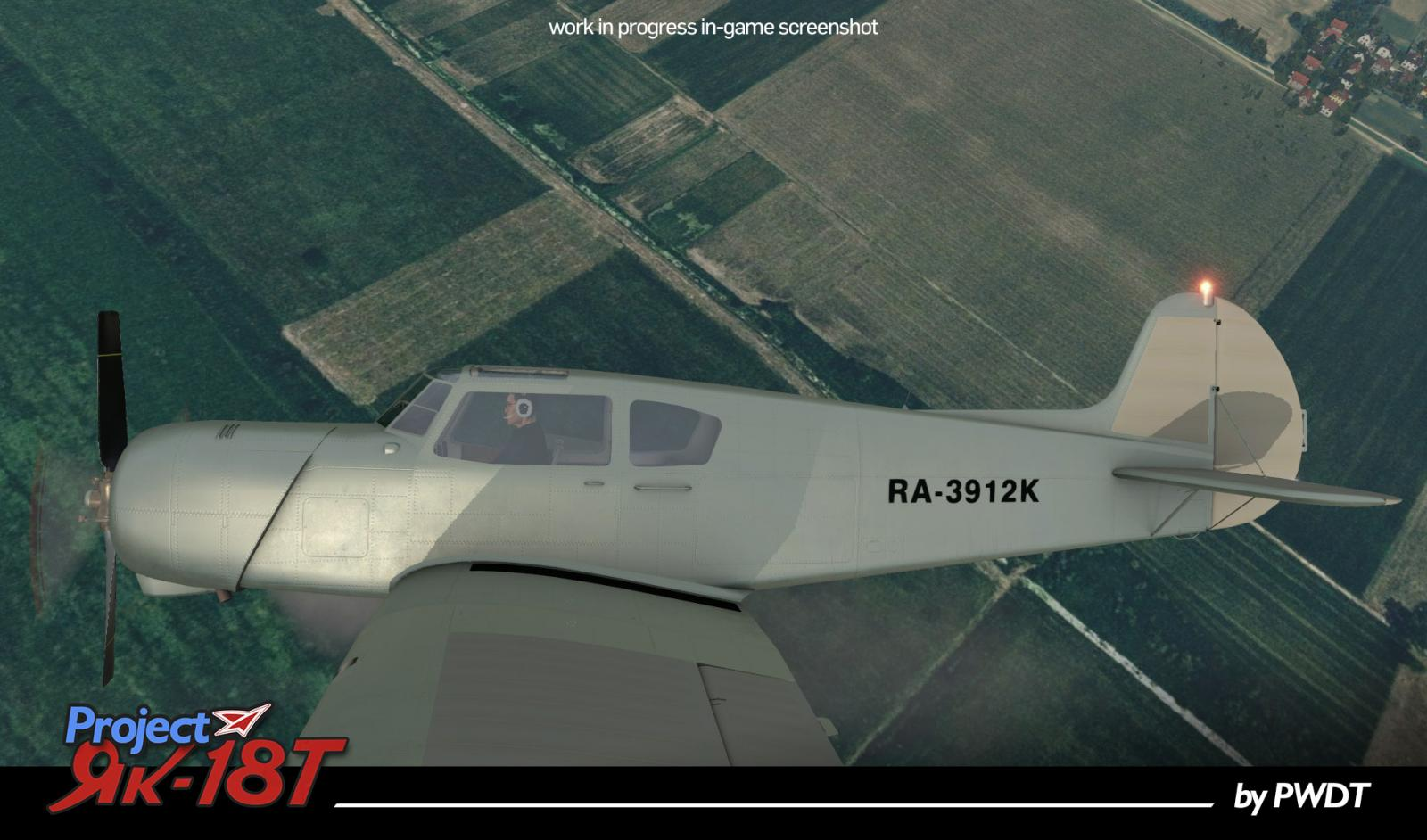 New project unveiled - The Yak-18T - Pannon Wings - X-Plane Org Forum