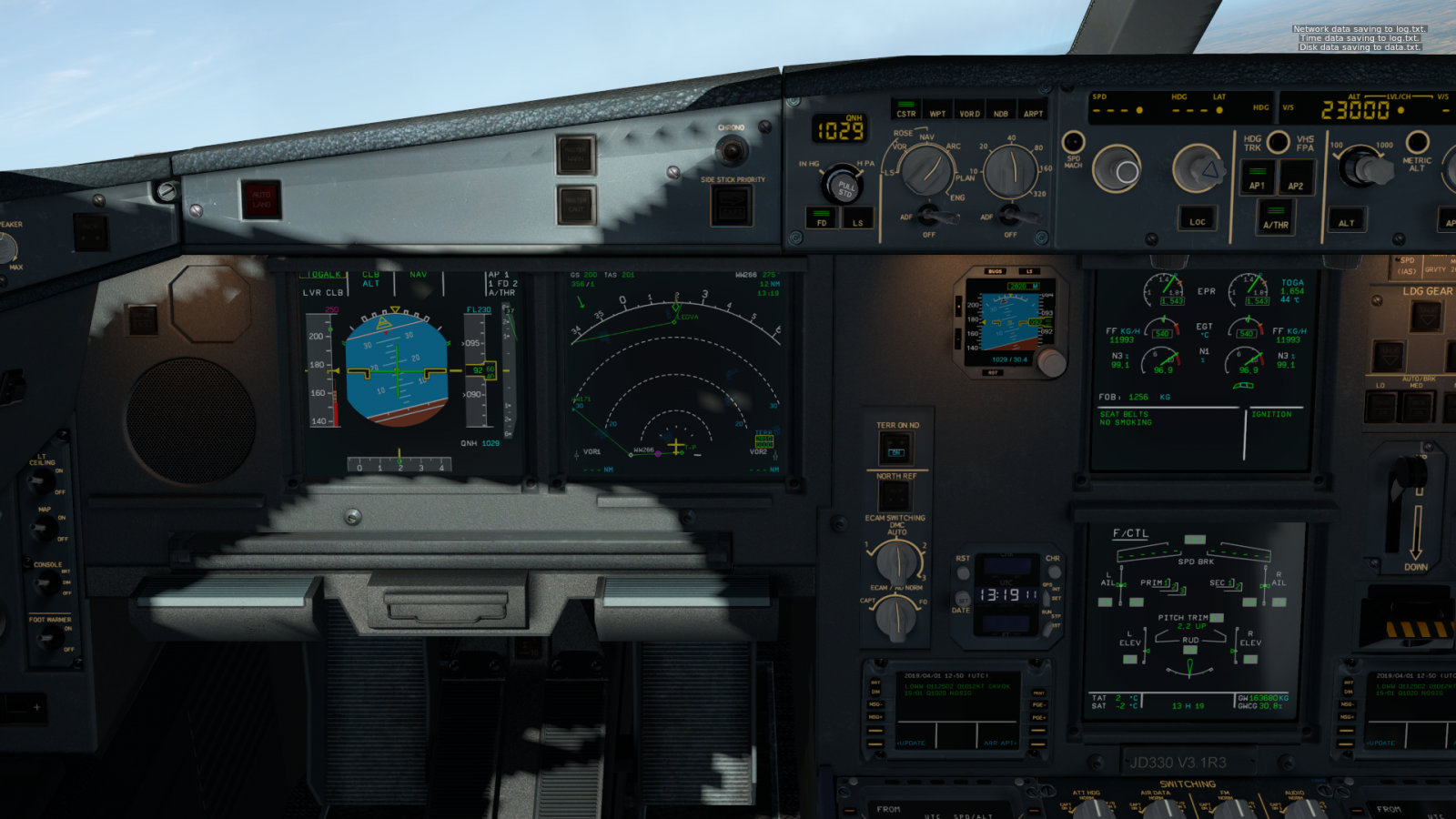 A330 problems whit autopilot and many things - A330 by