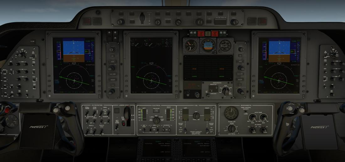 390 PREMIER 1A JUST RELEASED BY CARENADO - XP11 General