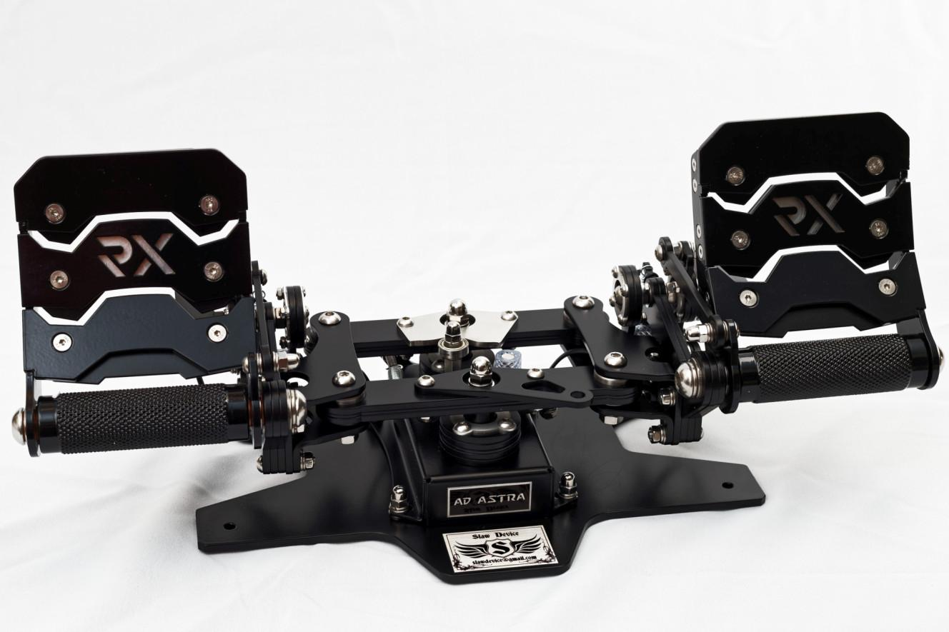 Thrustmaster or Virtual-Fly pedals? - Hardware - X-Plane Org Forum