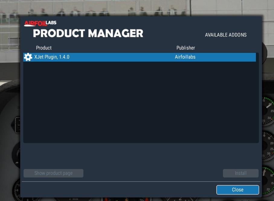 Can't download King 350 - King Air 350 - X-Plane Org Forum