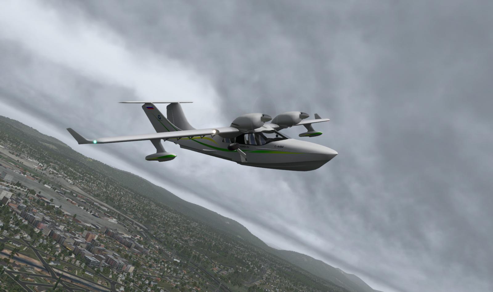 Heads-up: SeaBear L-44M on Avsim ru - XP11 General