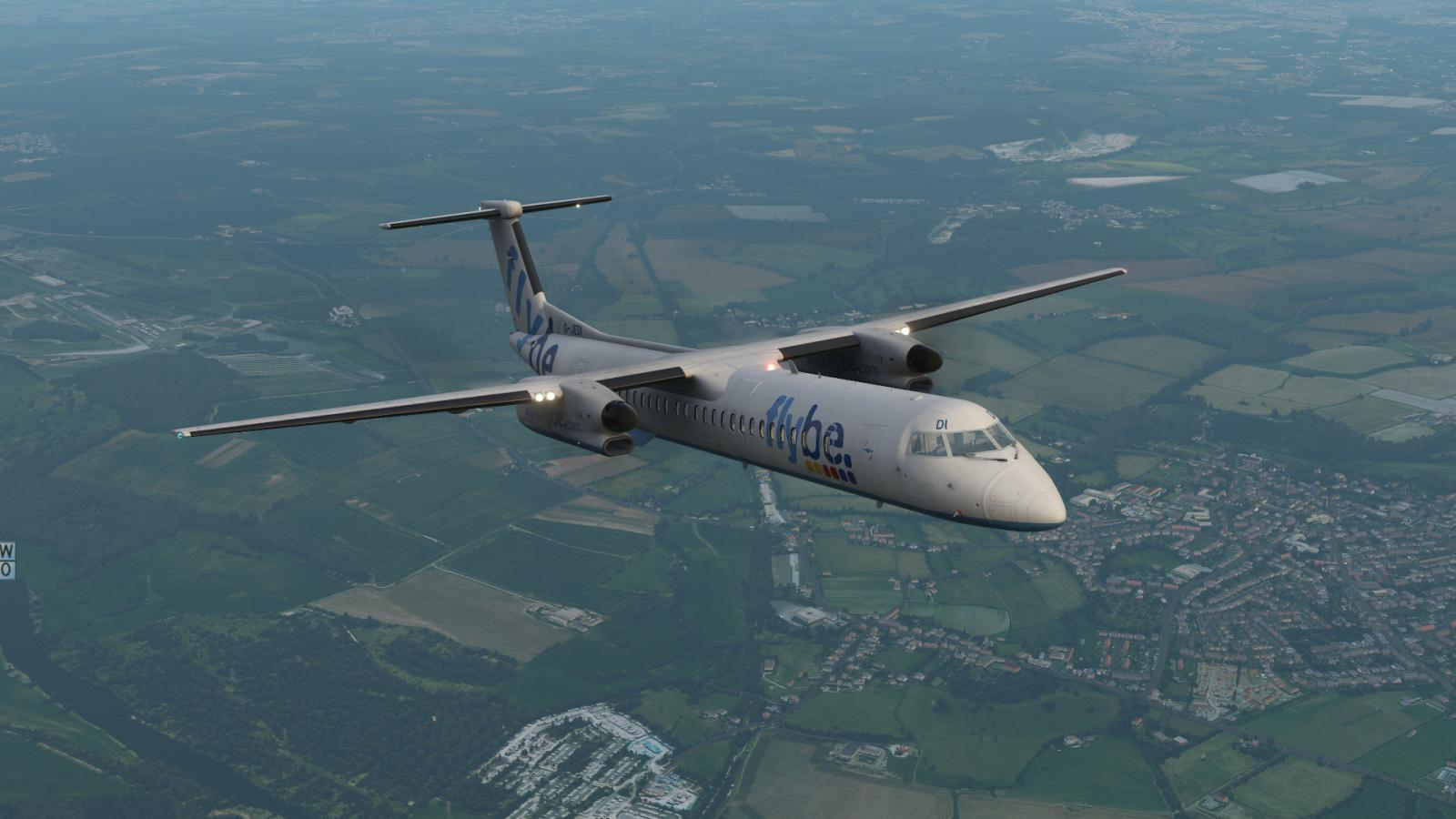FlyJSim Dash 8 Q400 - ScreenShots - X-Plane Org Forum