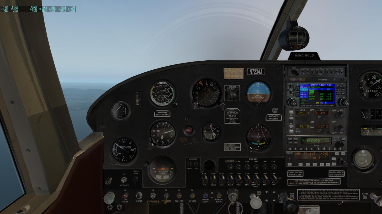 KAP 140 Autopilot for piper Cherokee 140 not working