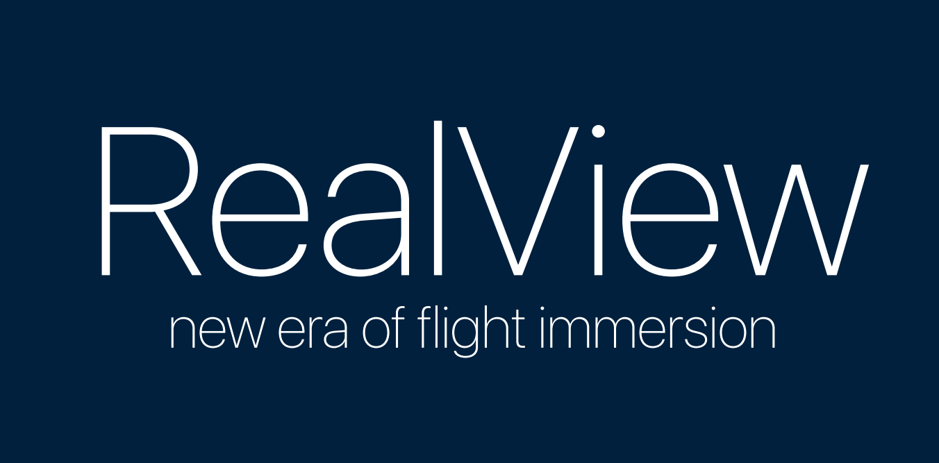 RealView by HST - News from Commercial Designers - X-Plane
