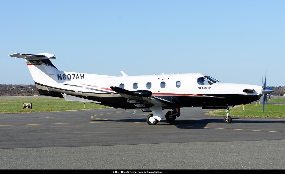 Carenado Pilatus PC-12 Livery Request (N607AH) - Repaint