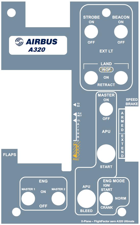 Thrustmaster HOTAS Warthog Switch Panel Setup - 320 Ultimate by Flight  Factor - X-Plane.Org Forum