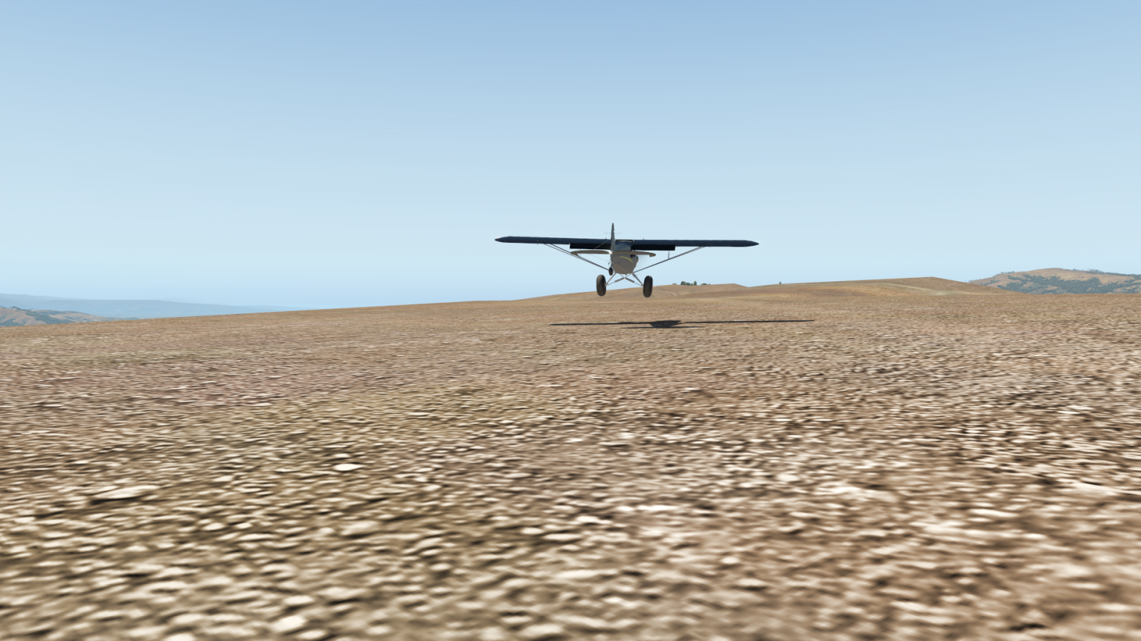 CubCrafters Carbon Cub EX - Big Tire Productions - X-Plane